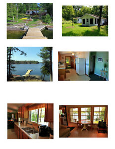 Charleston Lake Rental Cottage