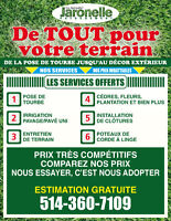 PROFITEZ DE NOS PROMOTIONS SUR NOS DIFFERENTS SERVICES