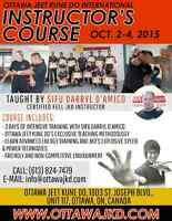 Jeet Kune Do Instructor Certification Course