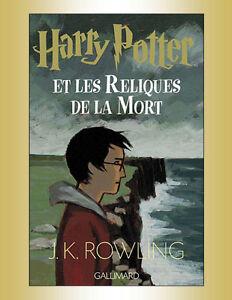 Harry Potter et les reliques de la mort de J. K. Rowling
