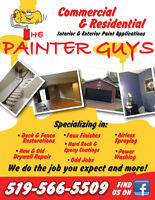 We do the job you expect at affordable prices