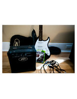 Peavey Starter kit includes everything you need to get started