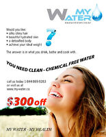 FREE Water Analysis & $300 OFF with My Water Inc.