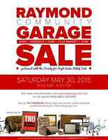 Raymond Community Garage Sale