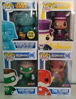 Funko POP! DC Comics Star Wars