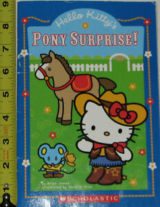 Hello Kitty New Friend Book & 6 Toy Figures (Lot #6) London Ontario image 1