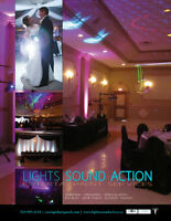 Windsor Wedding Disc Jockey DJ Uplighting Services Essex County
