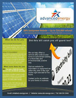 SOLAR POWER SYSTEMS - 20% SASPOWER REBATE