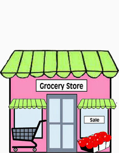 Grocery Store with gas station for Sale at Prime Location