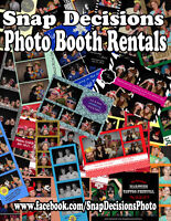 Photo Booth serving the Quad Counties