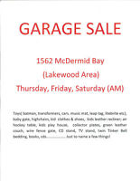 Lakewood - Multi-Family Garage Sale