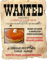 Having a Stampede Party?? Need an Invite?? Contact me!!