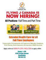 Hiring full time cashiers and overnights staff