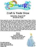 Summer Craft and Trade Show