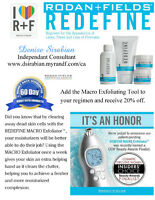 Rodan and Fields Macro Exfoliator