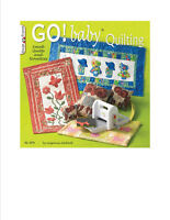ACCUQUILT GO! BABY QUILTING, Small Quilts and Novelties