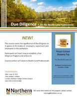 Due Diligence Health Care - N. College