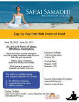 3-day Art of Meditation Course