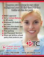 PSW - Personal Support Worker diploma program