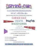 COMMUNITY GARAGE SALE -VENDORS WANTED