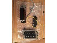 Gibson/Epiphone Nighthawk new pickup set