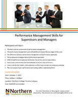 Performance Management Skills - N. College