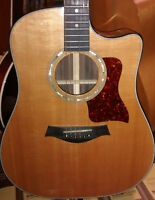 1997 Taylor 710ce with Hard Case.