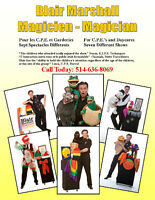 Spectacle pour Garderie/Daycare Magic Show! 514-636-8069
