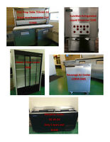 Refrigerated Restaurant Equipment for Sale