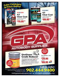 Autobody Supplies ∙ Premium Ceramic Brake Pads ∙ Premium Rotors