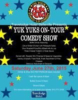 Yuk Yuk's Summer Show at the Travelodge Hotel Belleville