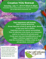 Creative YOU Retreat