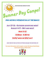 Beaver Bank Kinsac Community Centre - SUMMER CAMPS