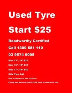 Affordable Price RWC Inspection Car,Van Repair,Start$25Used Tyre,