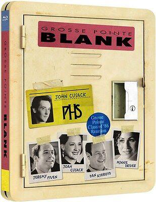 Blu-ray Steelbook Grosse Pointe Blank Ein Mann ein Mord NEU/OVP
