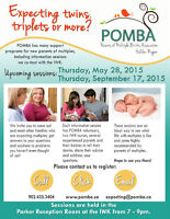 Expect Parents' Info Session for Multiple Births
