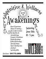 Intuitive and Wellness Day in Sparta