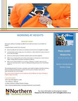 Working at Heights - N.College
