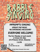 RABBLE SINGING