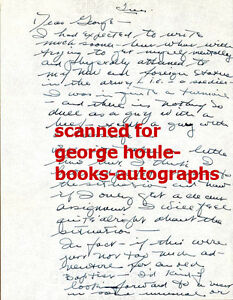 IRVING-SWIFTY-LAZAR-AUTOGRAPH-LETTER-SIGNED-1944-GEORGE-CUKOR-SPAGO