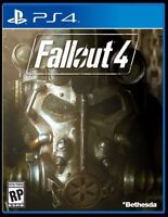 Brand new factory sealed Fallout 4 for ps4