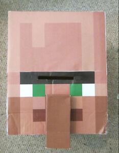 Minecraft Villager Head Costume Minecraft Villager Hom...