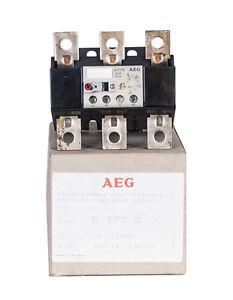 AEG B177S 224A 910-341-788-00 Thermisches Überlastrelais