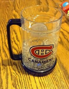 Tasse congélateur(freezer mug) NHL OFFICIAL. CANADIENS
