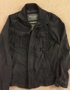 Abercrombie & Fitch Men's Fall Jacket: Size Small