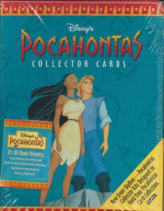 POCAHONTAS ...... 1995 SKYBOX & DISNEY ...... unopened box
