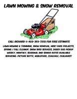 Yard Maintenance and Small Landscape Jobs