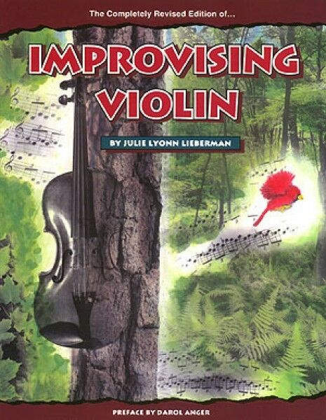 Improvising Violin - Fretted NEW 000695234