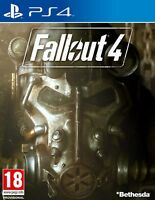 FALLOUT 4 FOR PS4 PLAYSTATION 4