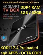 DDR4 3GB/32GB R-TV BOX S10 S912 Android 7.1.2 4K WIFI kodi 17.4 Noble Park Greater Dandenong Preview